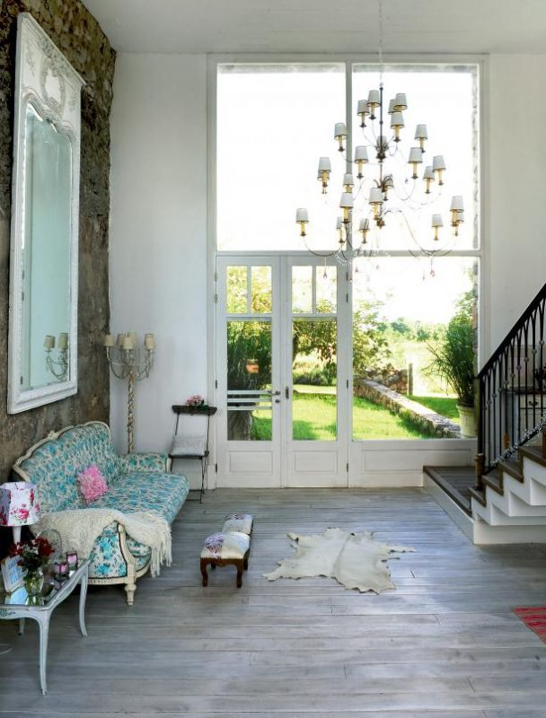 una-casa-country-chic-sublime